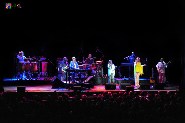 """Totally WOW!"" Sergio Mendes and Bebel Gilberto LIVE! at MPAC"