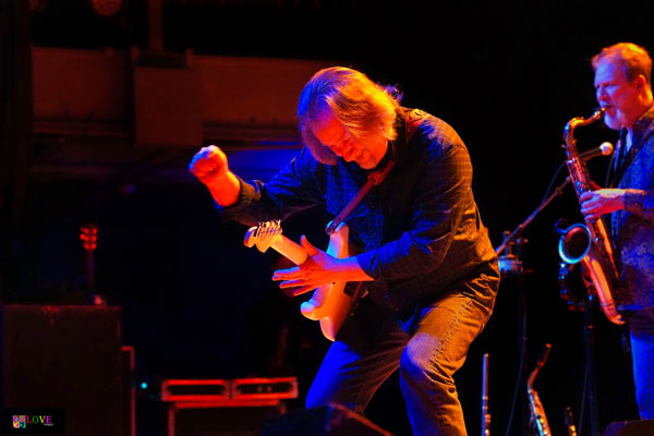 """""""All Fired Up!"""" Jim Messina and Poco LIVE! at the Scottish Rite Auditorium"""