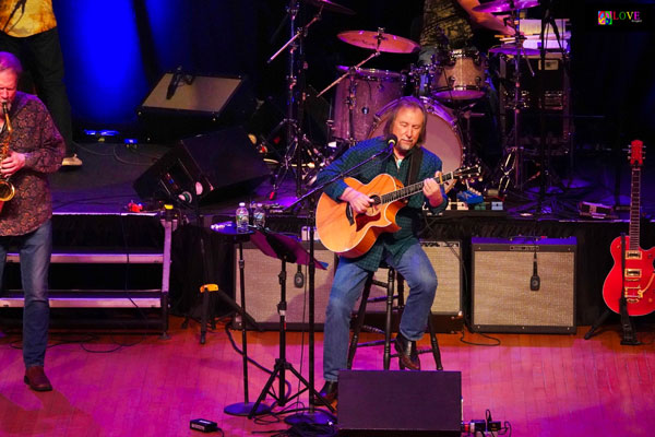 """All Fired Up!"" Jim Messina and Poco LIVE! at the Scottish Rite Auditorium"