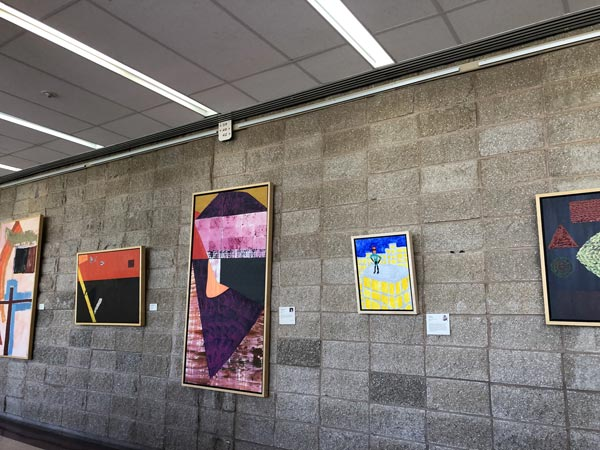 Rutgers New Jersey Medical School's Collaborative Exhibition Will Feature Art From Matheny's Arts Access Program