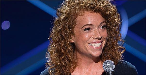 NJPAC Presents Comedian Michelle Wolf