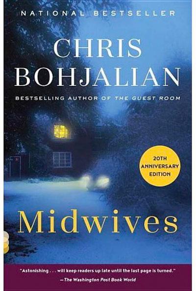 "Chris Bohjalian Talks About ""Midwives"""