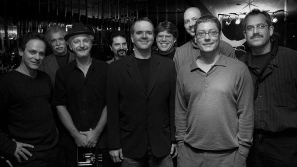 "Mike Kaplan Nonet Presents ""Duke Meets Monk"" At Grunin Center On June 23"