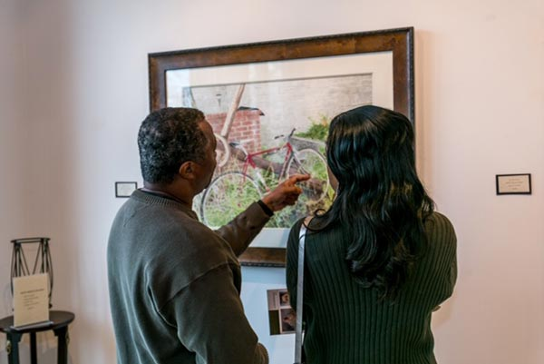 Nationally Acclaimed Artist, Philip Smallwood Recently Hosted His Fourth  Biennial Open Studio in New Milford