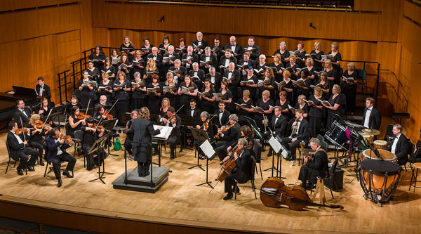 """Morris Choral Society Presents """"Greatest Hits from Opera and Broadway"""""""