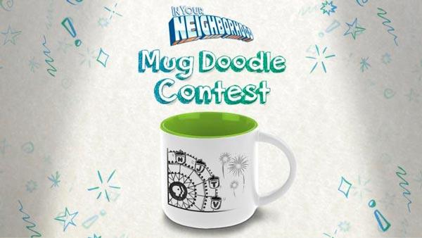 "NJTV Runs ""In Your Neighborhood"" Mug Doodle Contest"