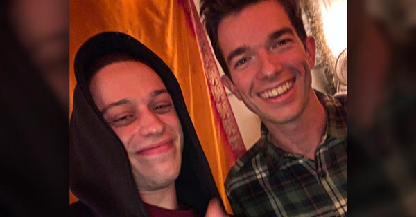 John Mulaney & Pete Davidson To Perform At Count Basie Center For The Arts