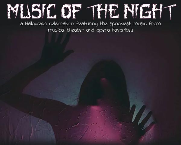 Eccentric Theater Company Presents Music of the Night: A Halloween Celebration