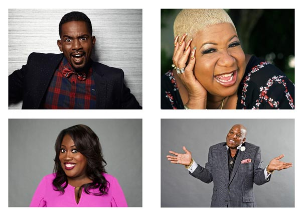 NJPAC Presents The Valentine's All Star Comedy Show On February 15