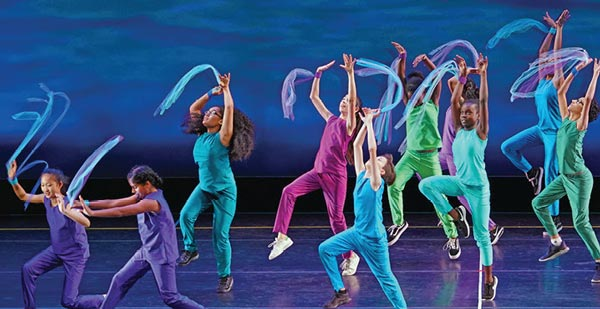 "National Dance Institute Presents ""At The River's Edge"" At NJPAC"