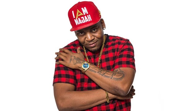 NJPAC Presents Majah Hype: King of Caribbean Comedy