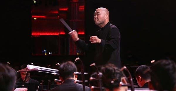 NJPAC Presents China National Traditional Orchestra: Xuanzang's Pilgrimage