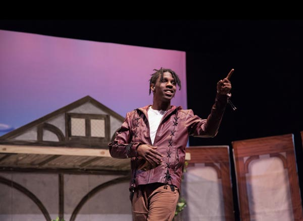 """Magic Tree House Showtime With Shakespeare"" - A New Hip Hop Musical To Come To NJPAC"
