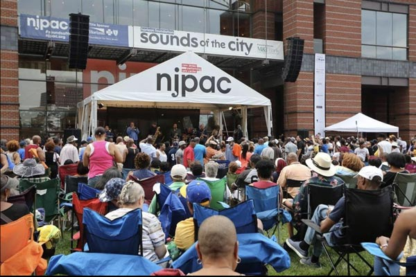 NJPAC Announces Sounds of the City Lineup for Summer 2019