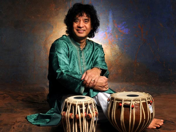 Three of the Most Acclaimed Instrumentalists: Zakir Hussain, Jayanthi Kumaresh, and Kala Ramnath to Perform at NJPAC