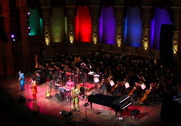 NJSO presents Classical Mystery Tour: Sgt. Pepper's Lonely Hearts Club Band
