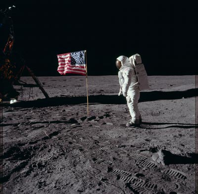 50th Anniversary of Moon Landing Events Featured at RVCC Planetarium in July