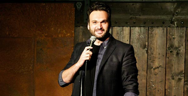 NJPAC Presents Lebanese-American Comedian Nemr - The Future is Now!