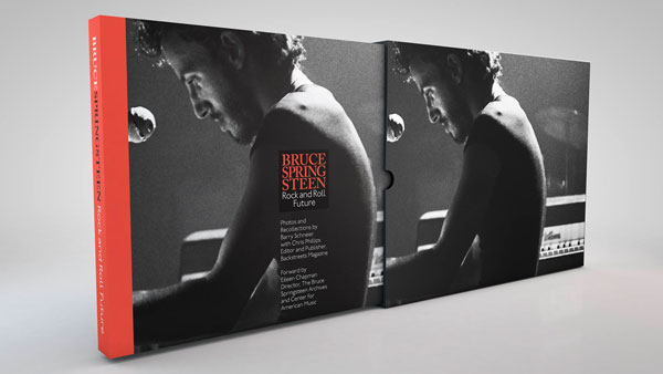 Photographer Barry Schneier Talks About His New Book Featuring Springsteen Photos From A Legendary Night