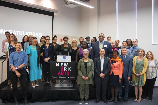 Newark Arts Awards $100,000 in Grants to Benefit Artists, Children and Seniors