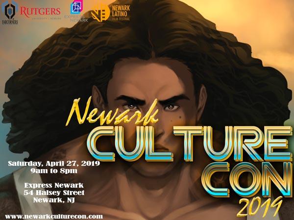 Inside Newark Culture Con 2019