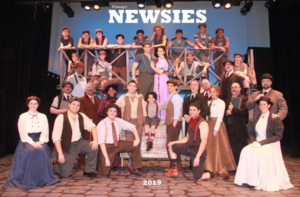 "Review of Disney's ""Newsies"""