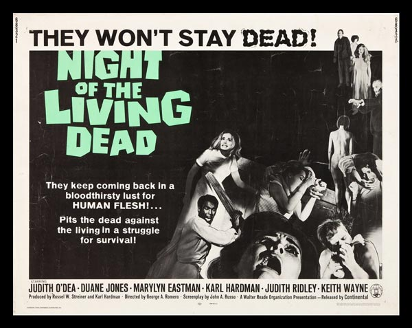 "Eagle Theatre Screens ""Night Of The Living Dead"" With Interactive Movie Night"