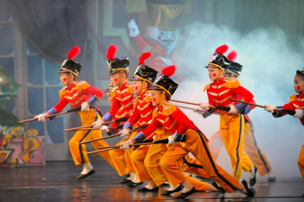 "State Theatre presents ""Nutcracker"" with the American Repertory Ballet & Live Orchestra"
