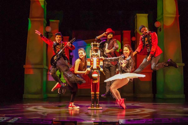 "Axelrod Contemporary Ballet Theater Presents ""The Nutcracker ROCKS"""