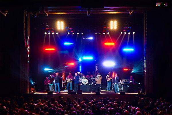 The Oak Ridge Boys LIVE! at BergenPAC