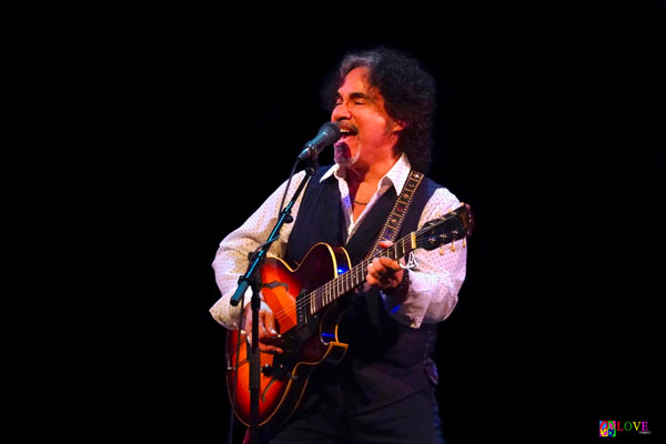 """""""He Totally Wowed Us!"""" John Oates LIVE! at SOPAC"""