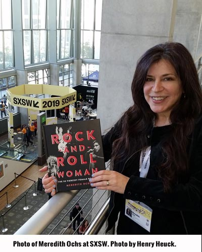Women Who Rock! An Interview With Meredith Ochs