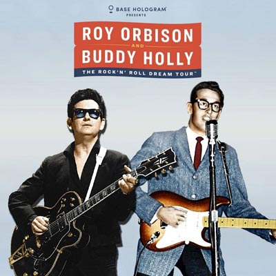 Roy Orbison & Buddy Holly: The Rock 'N' Roll Dream Tour To Come To State Theatre