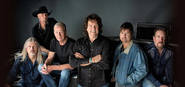 The Outlaws To Perform At Newton Theatre On November 2nd