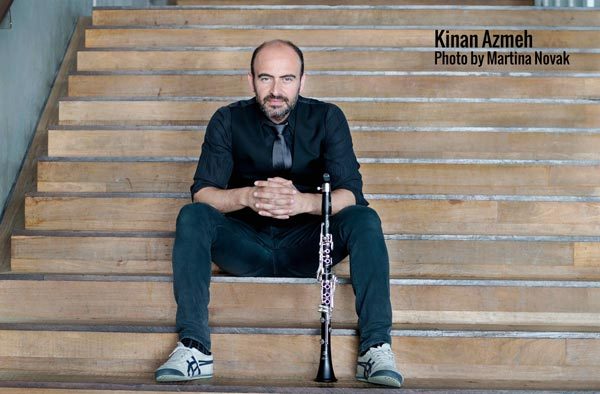 PSO Performs Scheherazade and World Premiere Featuring Clarinetist Kinan Azmeh