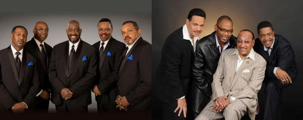 The Temptations & The Four Tops To Perform In Asbury Park On May 11