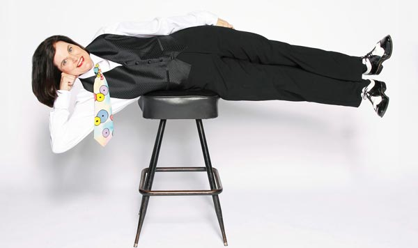 Newton Theatre Presents Paula Poundstone