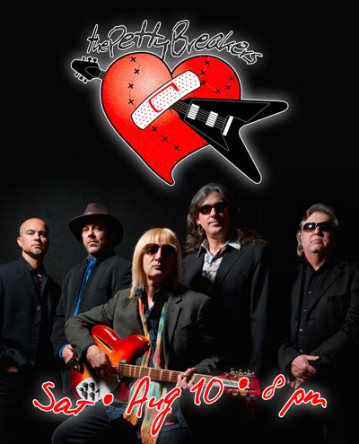 Newton Theatre Presents The Pettybreakers - A Tribute to Tom Petty and the Heartbreakers
