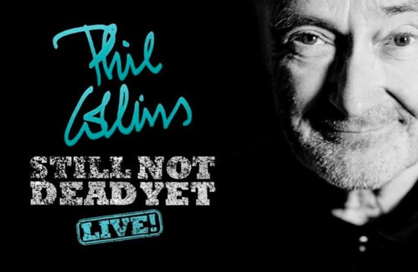 Phil Collins to Perform at MSG