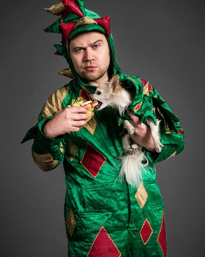 Piff the Magic Dragon To Perform At The Newton Theatre On May 11