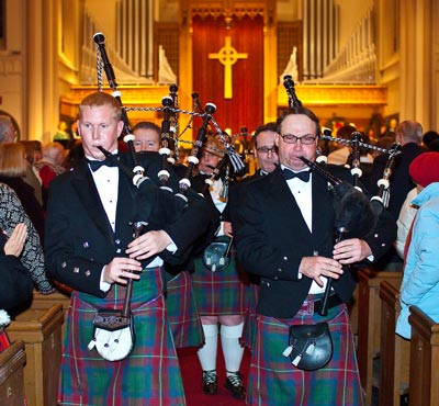 The Pipes Of Christmas To Perform In NY/NJ