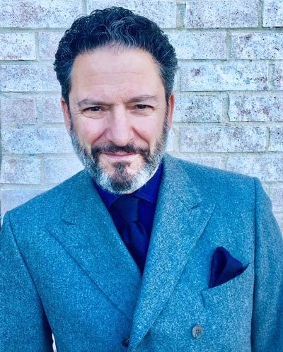 ​​​​​​​John Pizzarelli Returns To Grunin Center