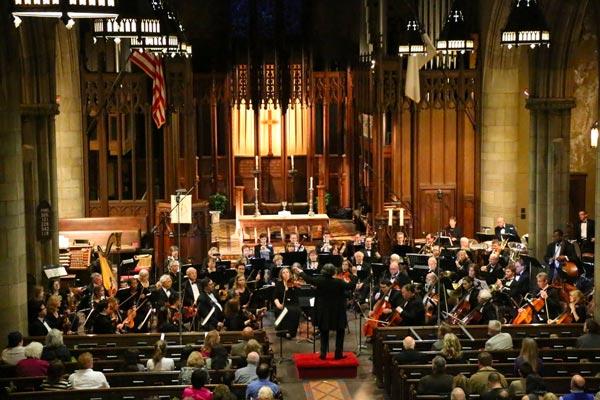 Plainfield Symphony Orchestra Announces 100th Season