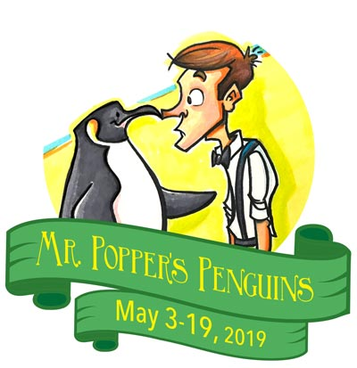 """Mr. Popper's Penguins"" To Close Out The Season At The Growing Stage"