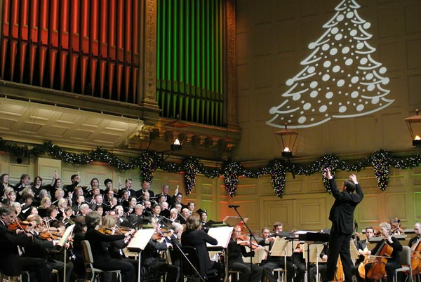Holiday Pops comes to NJPAC with conductor Keith Lockhart & special guest Governor Phil Murphy