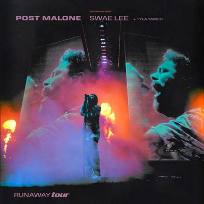 Post Malone To Perform At Prudential Center