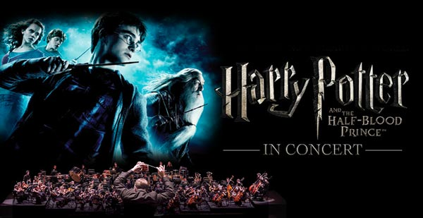 "NJPAC Presents ""Harry Potter and the Half-Blood Prince"" In Concert With NJSO"