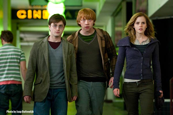 NJSO and NJPAC present Harry Potter and the Deathly Hallows(TM) Part 1 in Concert