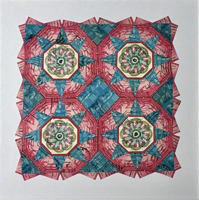 """Studio Montclair Presents """"Inspired By Quilts"""""""