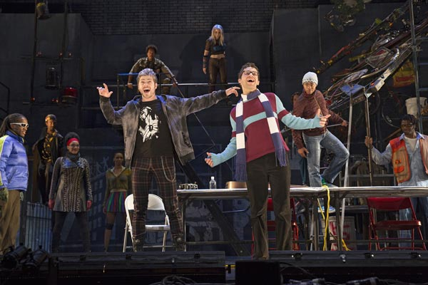 """State Theatre New Jersey presents """"Rent"""", The Award-winning rock musical"""